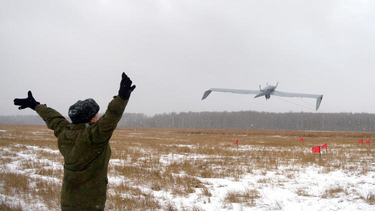 بالفيديو.. أحدث الطائرات بلا طيار بحوزة قوات الاستطلاع الروسية
