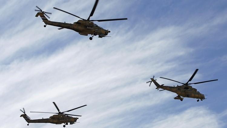 الطائرات الحربية العراقية تستطلع تمركز القوات التركية شمال البلاد