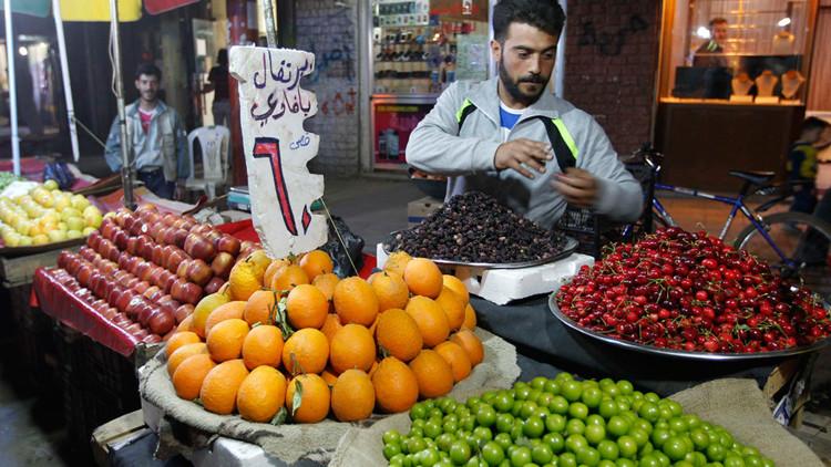 حمضيات سوريا تحل محل نظيرتها التركية في السوق الروسية