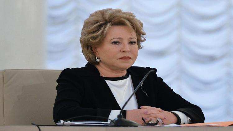 ماتفيينكو: روسيا جاهزة لإغلاق الحدود التركية السورية