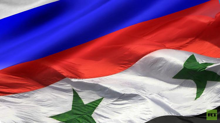 انطلاق أعمال مشروع قرية الواردات والصادرات الروسية السورية في اللاذقية
