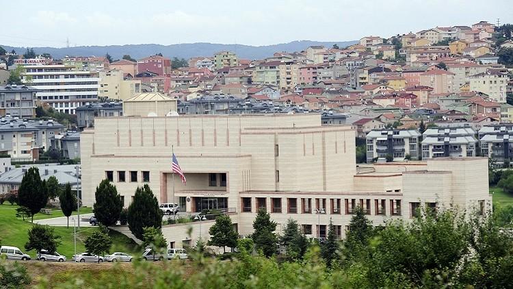 القنصلية الأمريكية في اسطنبول تشدد إجراءات الأمن