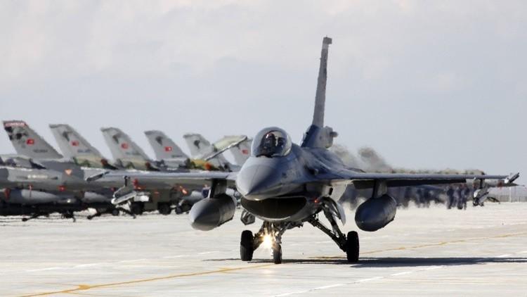 تركيا تقصف 3 مواقع لحزب العمال الكردستاني شمال العراق