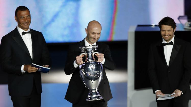 نخبة من نجوم أوروبا يشاركون في قرعة يورو 2016