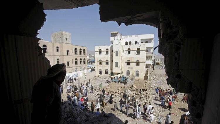 هروب قرابة 170 ألف شخص من اليمن جراء غارات التحالف
