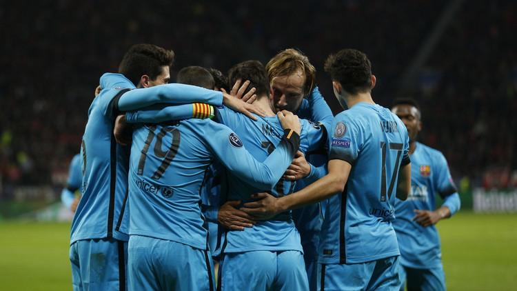 دوري أبطال أوروبا ..برشلونة يطيح بـ ليفركوزن ويصعد مع روما إلى ثمن النهائي (فيديو)
