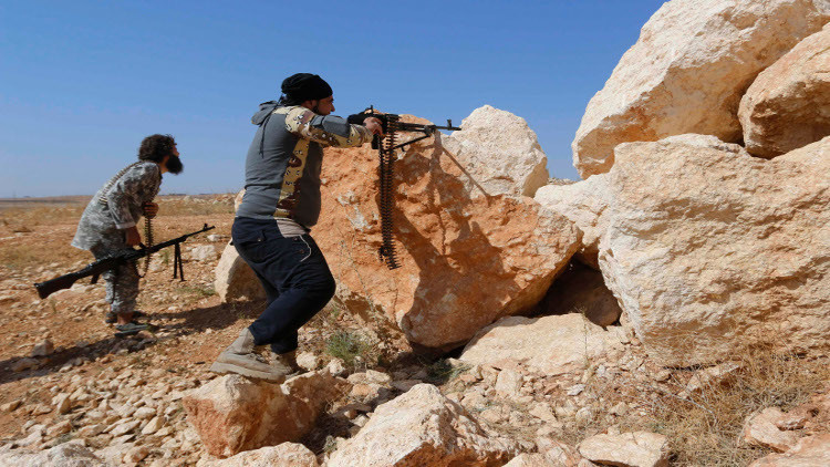 900 داغستاني يحاربون في صفوف الإرهابيين بسوريا