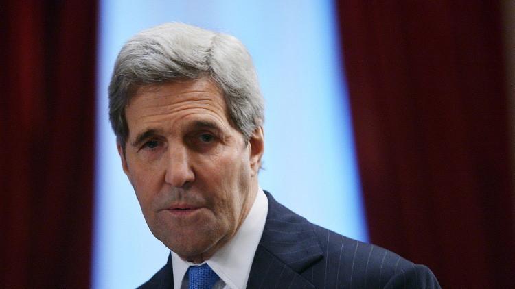 كيري: لا اتفاق على عقد اجتماع جديد حول سوريا في نيويورك