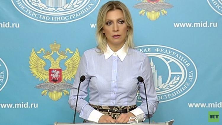 موسكو تتهم التحالف الدولي بالتظاهر بمكافحة