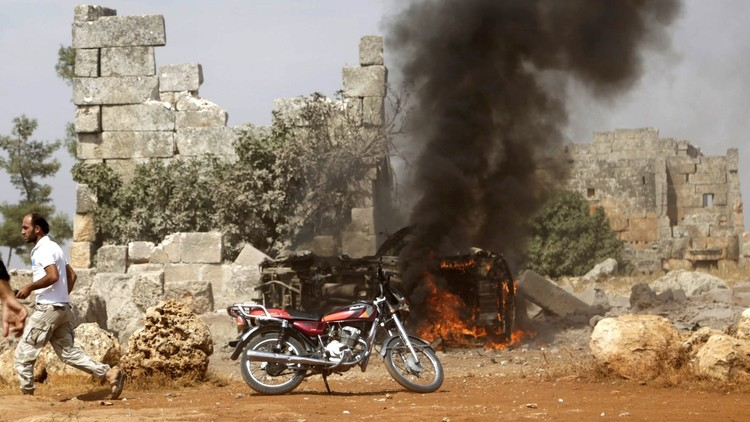 مقتل 100 مسلح من