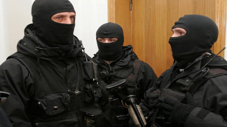 السفارة الروسية في كييف تؤكد توقيف مواطنين روس بأوكرانيا