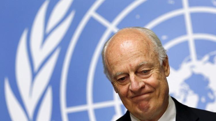 جنيف.. مشاورات روسية أمريكية أممية لبحث الانتقال السياسي في سوريا