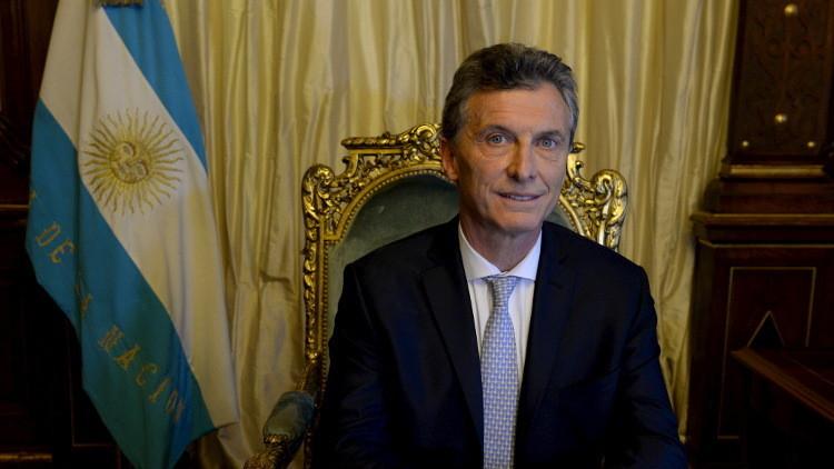 رئيس الأرجنتين الجديد يؤكد سعي بلاده إلى مواصلة تطوير التعاون مع روسيا