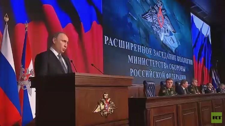 أبعاد الوجود العسكري الروسي في سوريا
