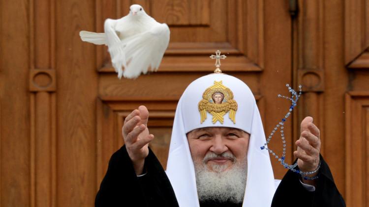 البطريرك كيريل: لا صلة لإرهابيي