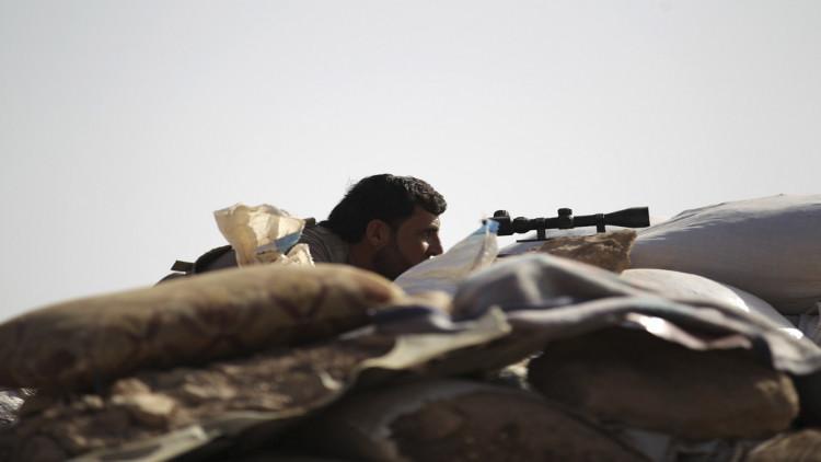 6 قتلى بتفجير انتحاري استهدف مخفرا على الحدود العراقية السعودية