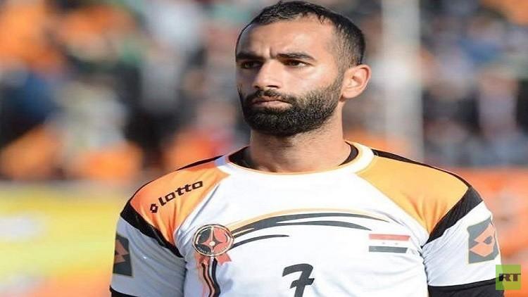 لقاء خاص مع لاعب المنتخب السوري لكرة القدم أسامة أومري
