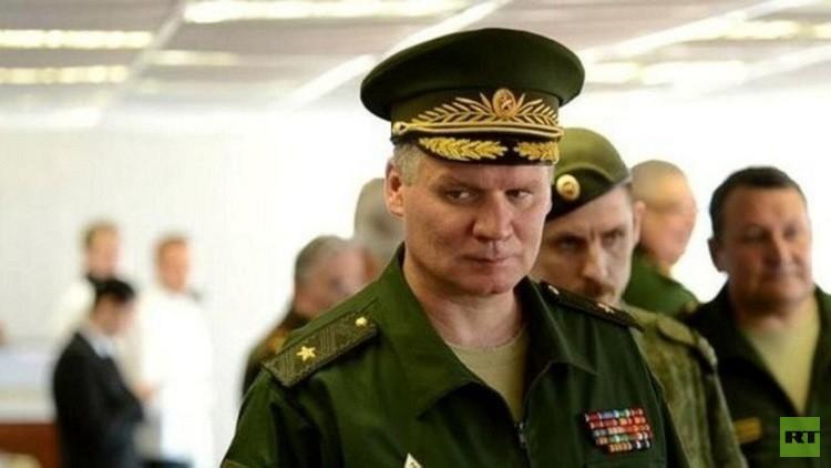 الدفاع الروسية تفند مزاعم وزير الخارجية الأوكراني