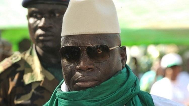 رئيس غامبيا يعلن بلاده جمهورية إسلامية