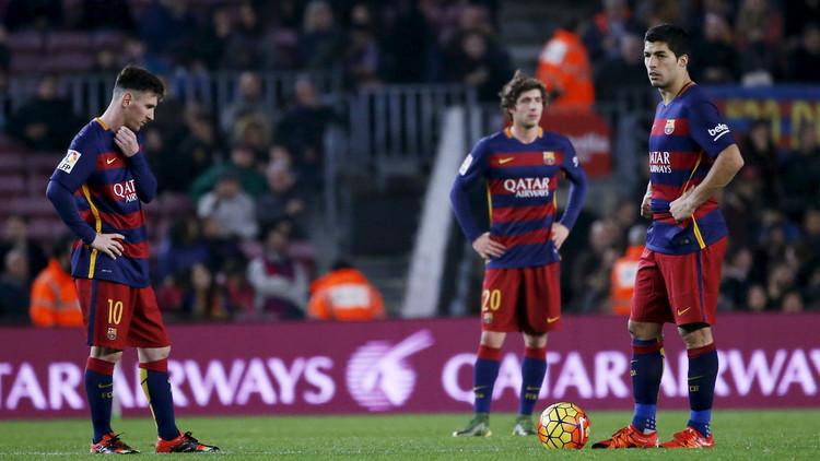 الدوري الاسباني.. ديبورتيفو لاكورونيا يفرض التعادل على برشلونة (فيديو)