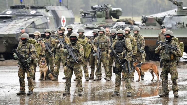 واشنطن تدعو برلين لتقديم المزيد من الدعم العسكري ضد