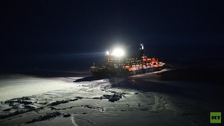غزل فوق الجليد وترليونات في الأعماق.. فمن الرابح؟