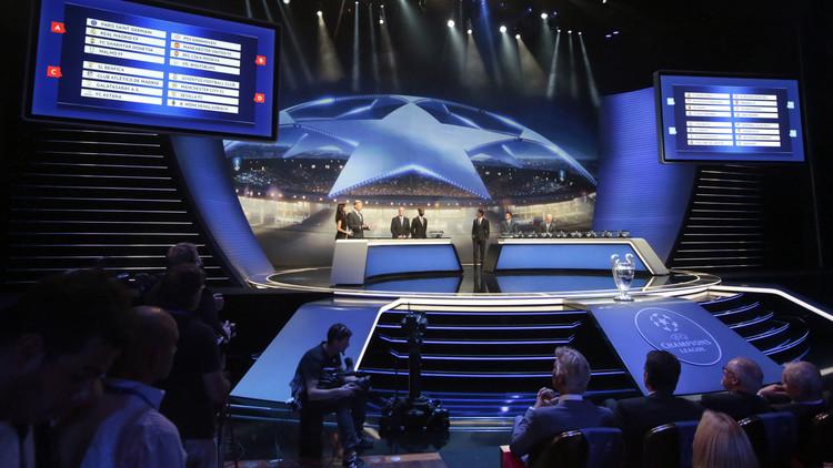 الأندية الأوروبية بانتظار نتائج قرعة أول الأدوار الإقصائية لدوري الأبطال