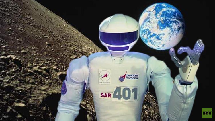 عالم روسي يقترح استيطان القمر بواسطة روبوتات