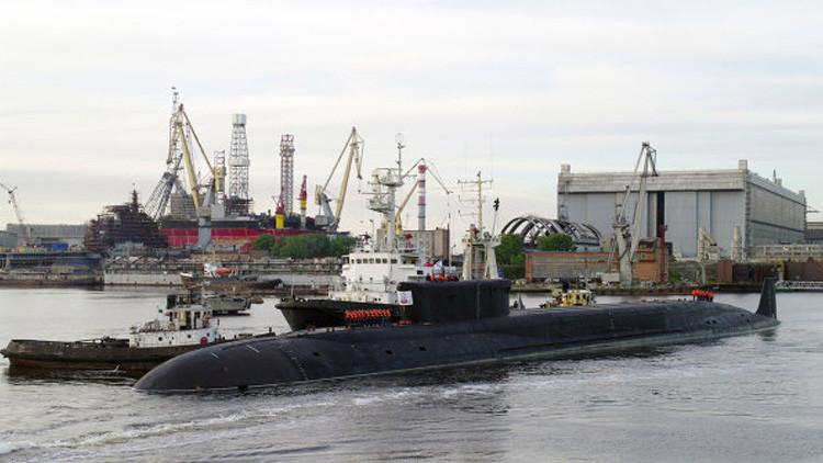 روسيا تبدأ بناء غواصة ذرية سابعة من مشروع