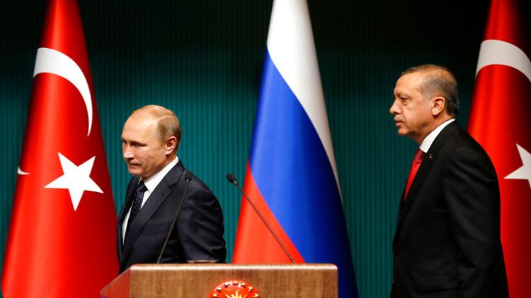 إلغاء قمة بوتين-أردوغان في سان بطرسبورغ