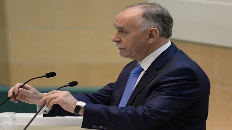 إيفانوف: تركيا نقطة ترانزيت للهيروين الأفغاني