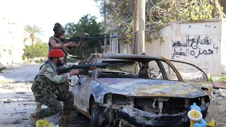 ليبيا.. مقتل 8 أشخاص في اشتباكات شرقي طرابلس