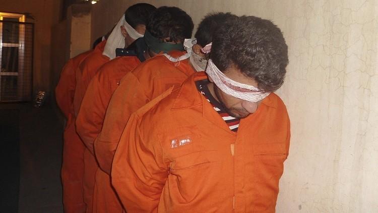 محكمة عراقية تصدر حكما بإعدام ثلاثة من قادة