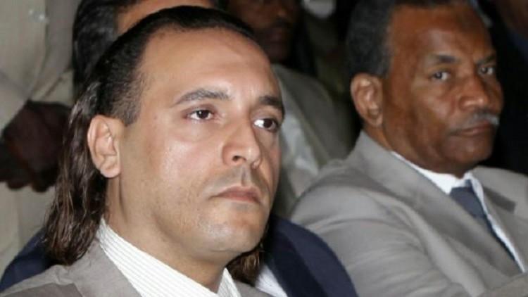 القضاء اللبناني يوقف هنيبعل القذافي بتهمة إخفاء معلومات