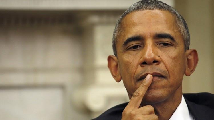 أوباما: داعش أوجد أزمة اللاجئين