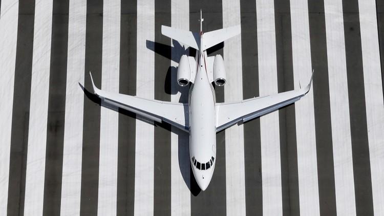 قنبلة تغير مسار طائرة للخطوط الجوية البرازيلية