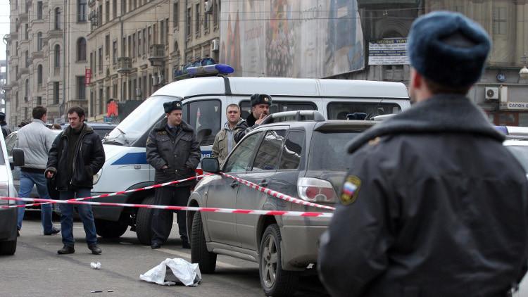 مقتل شخصين وجرح 8 في حادث إطلاق نار بوسط موسكو