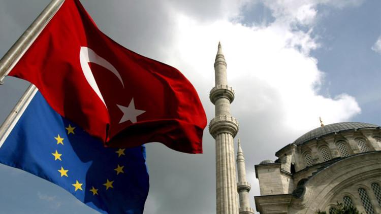 الاتحاد الأوروبي وتركيا يحددان موقفهما بشأن الشرق الأوسط