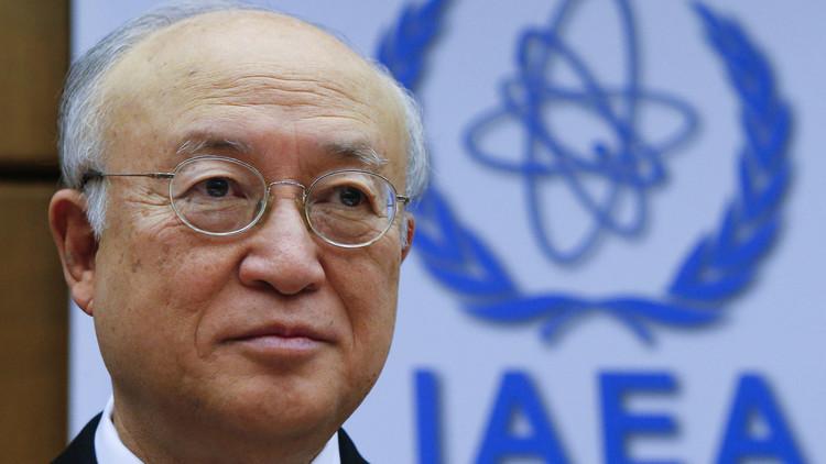 الوكالة الدولية للطاقة الذرية تحث طهران على إتمام التحضير لبدء تنفيذ الإتفاق الشامل