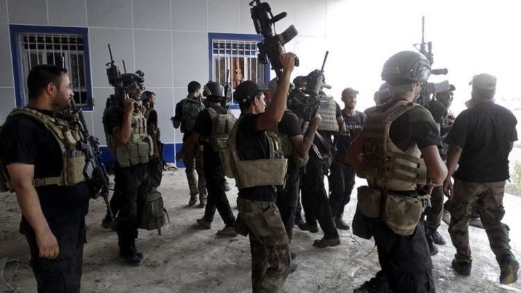 الحشد الشعبي العراقي يقتل  قناصة داعش ماريا الشيشانية