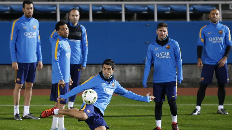 فيديو .. برشلونة يستعد لخوض مونديال الأندية في اليابان