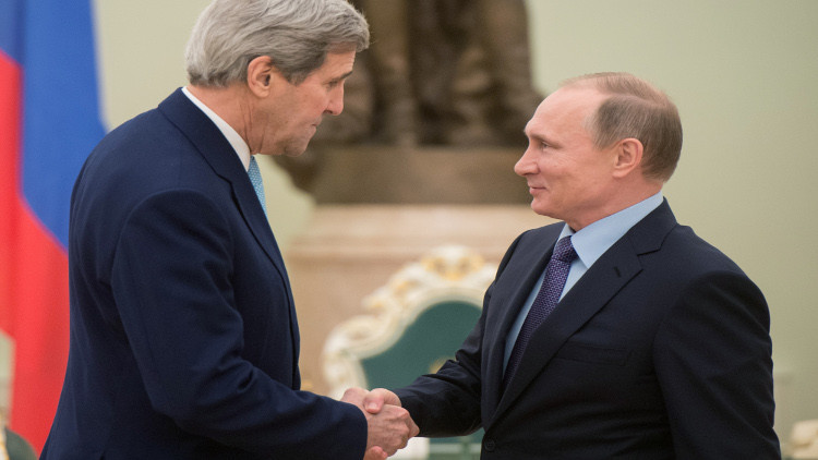 لافروف: اتفقنا على عقد مؤتمر جديد حول سوريا في نيويورك الجمعة
