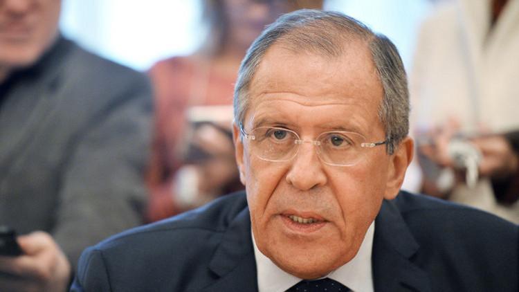 لافروف: لا توجد دلائل على إصابة مدنيين خلال العملية العسكرية الروسية في سوريا