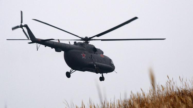 مقتل شخص وجرح 11 آخرين في هبوط اضطراري لمروحية بأقصى شرق روسيا