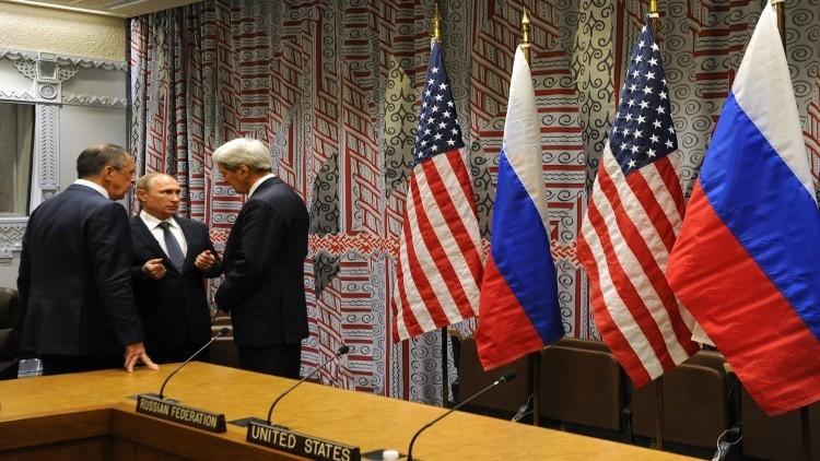تساؤلات حول مباحثات كيري مع بوتين ولافروف.. مماطلة جديدة أم نوايا حقيقية للتسوية