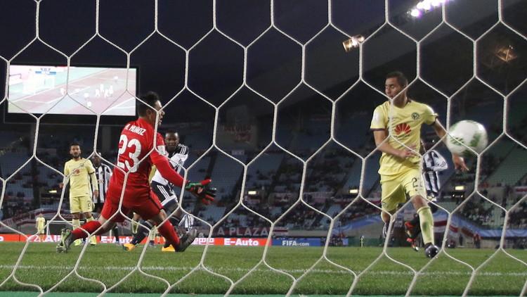 كلوب المكسيكي يهزم مازيمبي الكونغولي في مونديال الأندية 2015