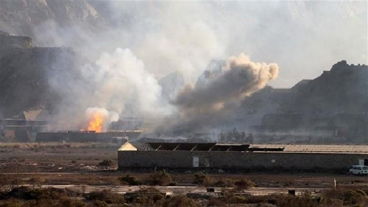 رغم الهدنة.. غارتان للتحالف العربي على موقعين للحوثيين وأنصار صالح