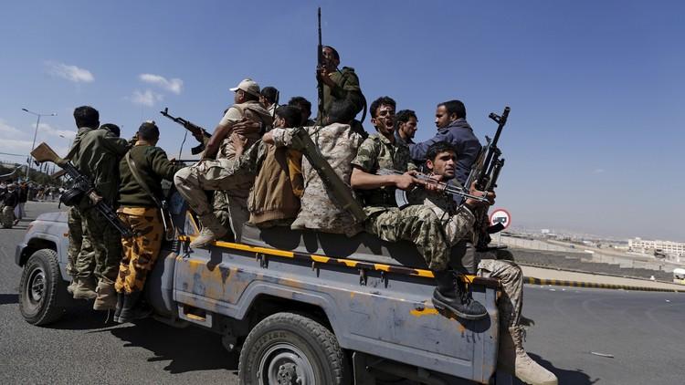 إتمام عملية تبادل الأسرى بين الحوثيين والموالين للحكومة اليمنية (فيديو)