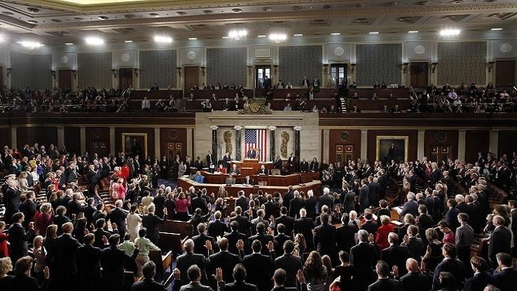 الكونغرس الأمريكي يقر الأربعاء قانونا يعاقب المصارف المتعاملة مع حزب الله اللبناني