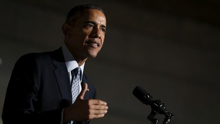 بالفيديو.. أوباما خليفة